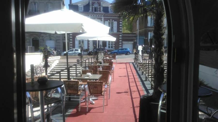 nouveau la terrasse du ponton